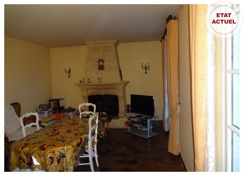 Sale house / villa Althen des paluds 335000€ - Picture 3