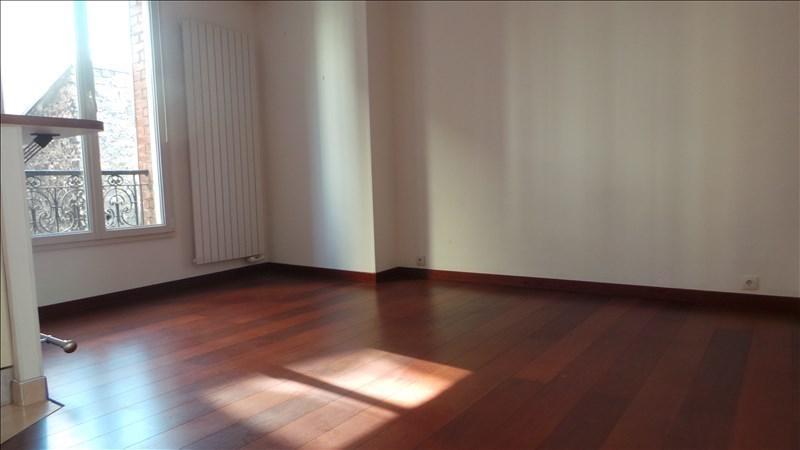 Rental apartment Asnieres sur seine 1230€ CC - Picture 1