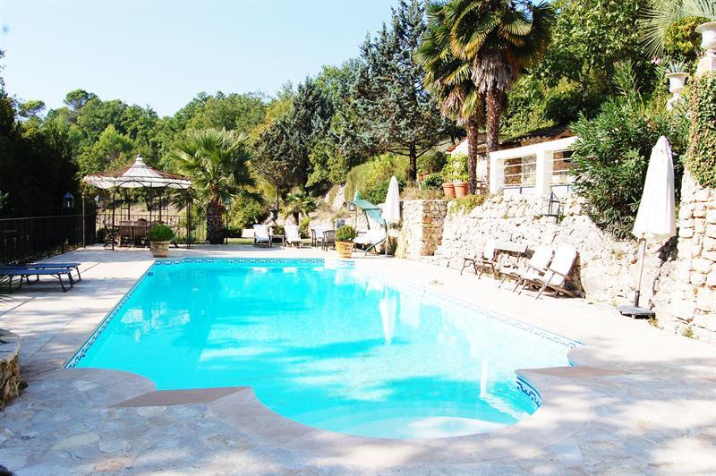 Verkauf von luxusobjekt haus Le canton de fayence 895000€ - Fotografie 2