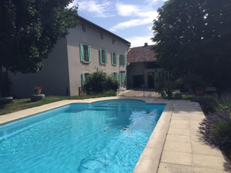 Vente maison / villa Ste julie 443000€ - Photo 6