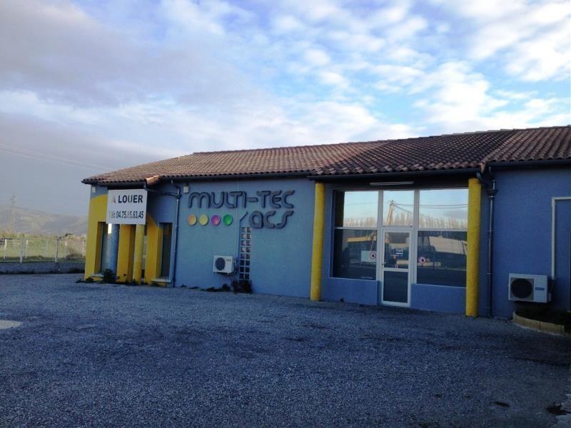 Location Local d'activités / Entrepôt Livron-sur-Drôme 0