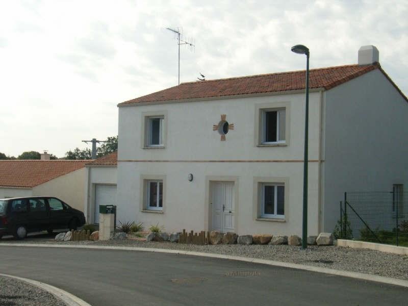 Location maison / villa La roche sur yon 946€ CC - Photo 1