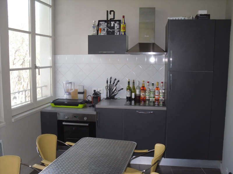 Verhuren  appartement Nimes 480€ CC - Foto 1