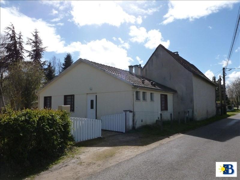 Vente maison / villa Scorbe clairvaux 132500€ - Photo 1