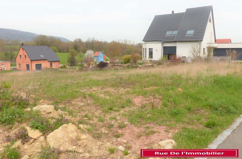 Vente terrain Ottersthal 121 710€ - Photo 1