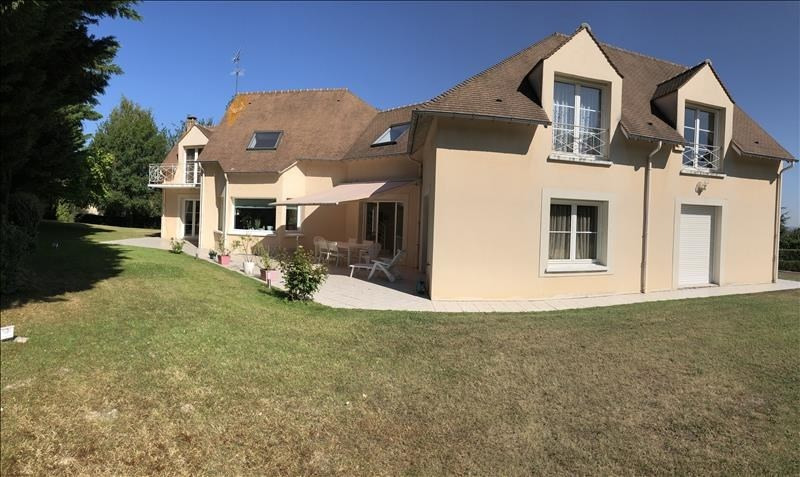 Deluxe sale house / villa Chambourcy 1395000€ - Picture 1