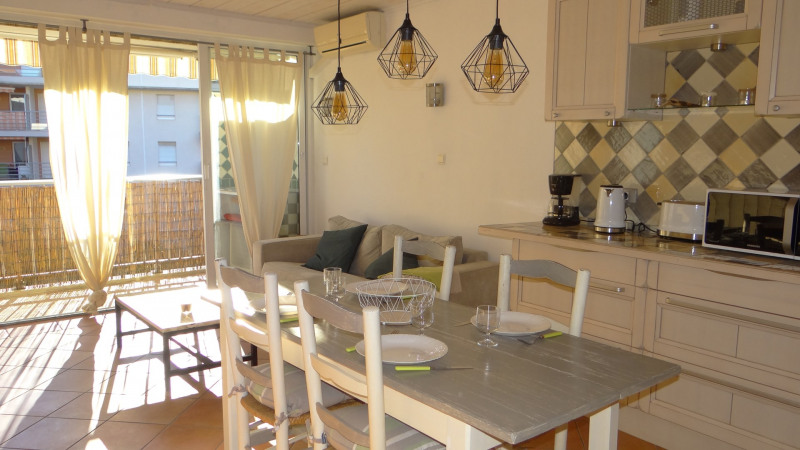 Location vacances appartement Cavalaire sur mer 500€ - Photo 4