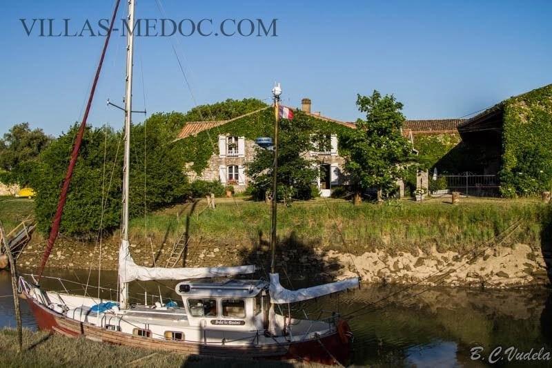 Vente de prestige maison / villa Jau dignac et loirac 994650€ - Photo 1