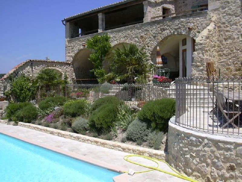 Immobile residenziali di prestigio casa Barjac 799000€ - Fotografia 1
