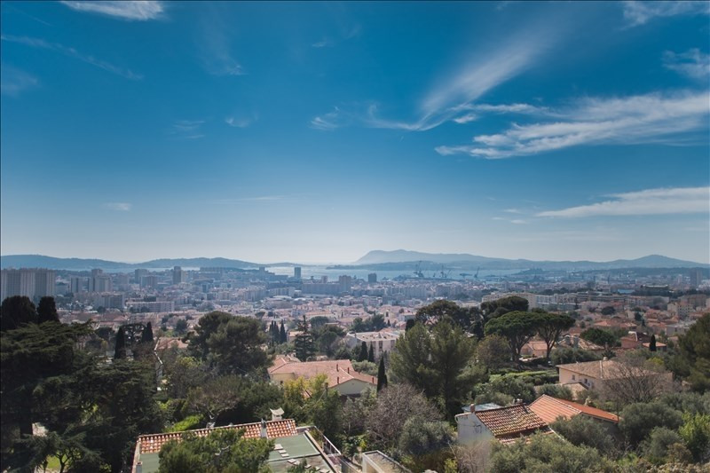 Vente de prestige appartement Toulon 550 000€ - Photo 2