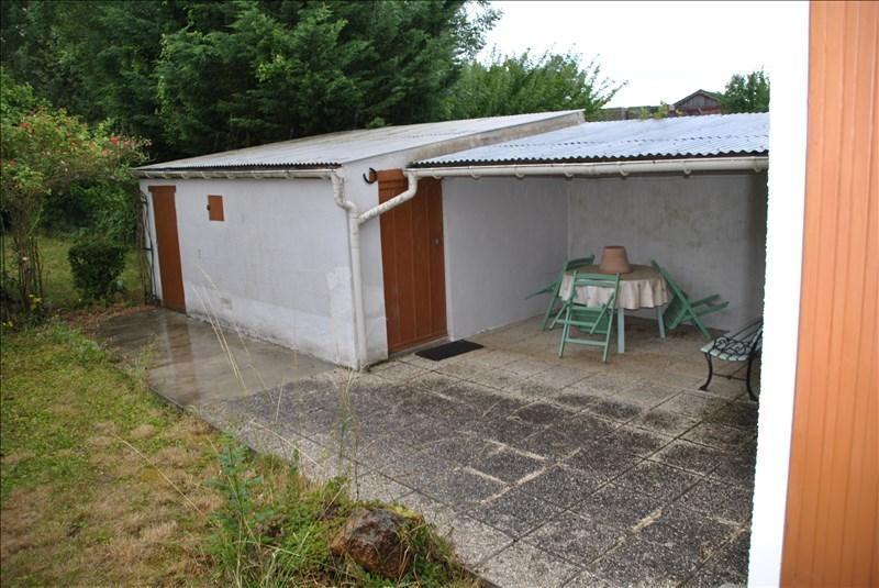 Vente maison / villa Montereau fault yonne 128400€ - Photo 6