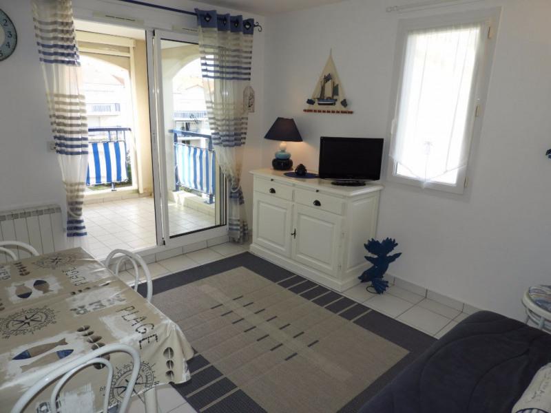 Sale apartment Vaux sur mer 159000€ - Picture 1
