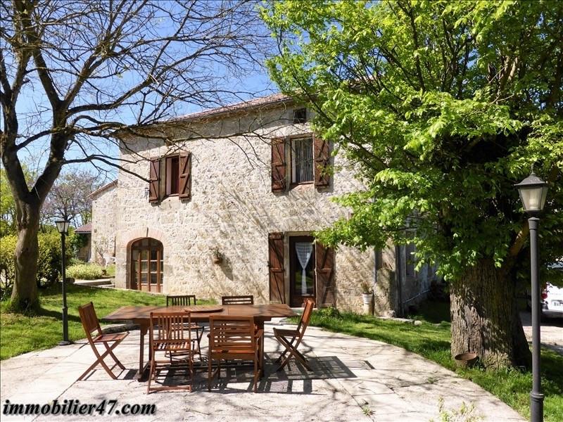 Deluxe sale house / villa Port ste marie 540000€ - Picture 1