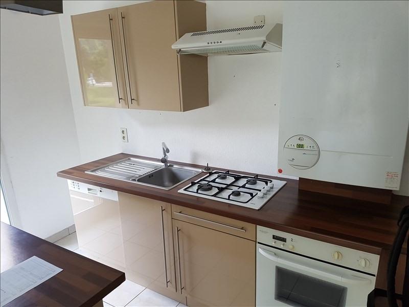Location appartement Magland 720€ CC - Photo 3