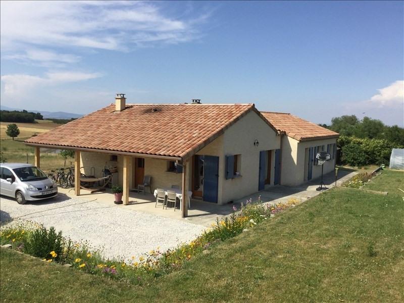 Vente maison / villa Tournon 228000€ - Photo 1