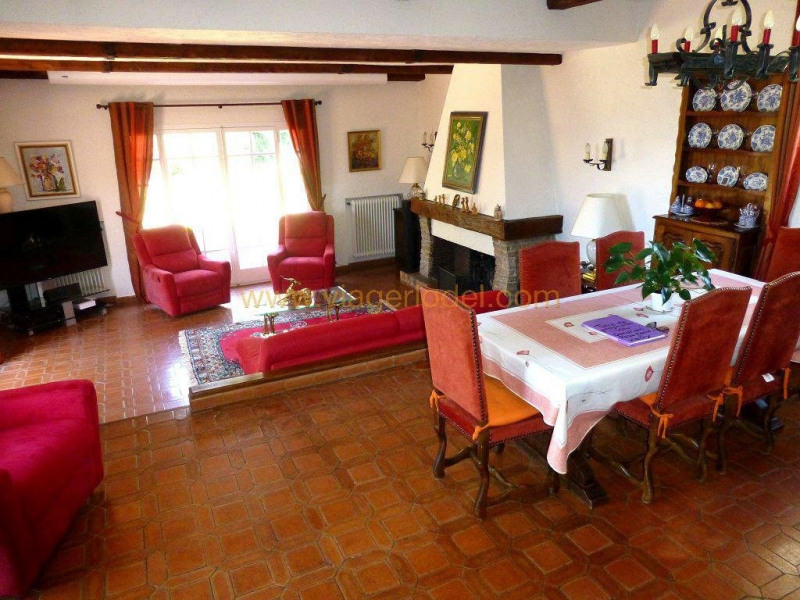 Life annuity house / villa Opio 265 000€ - Picture 3