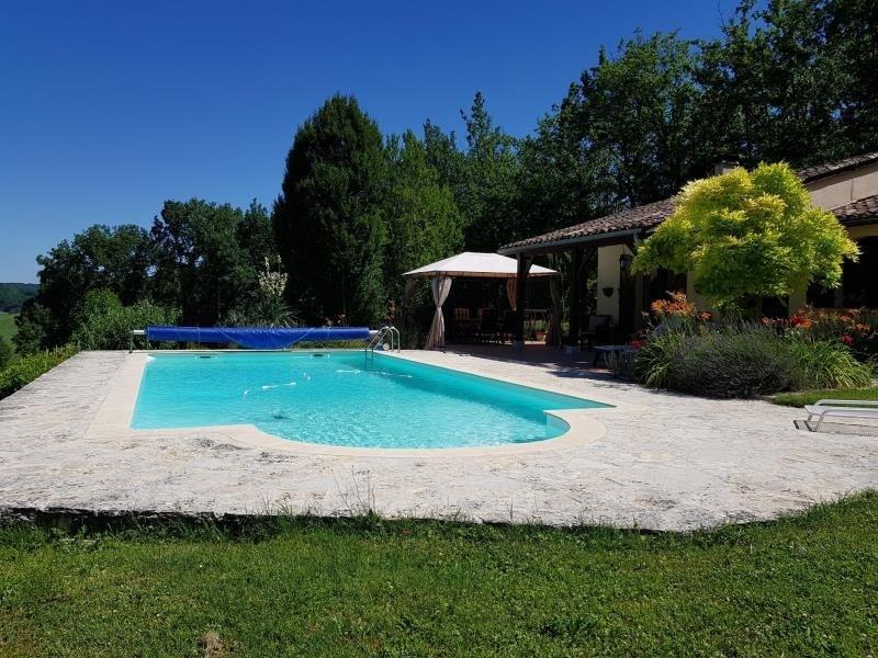 Vente maison / villa Beauville 252000€ - Photo 7