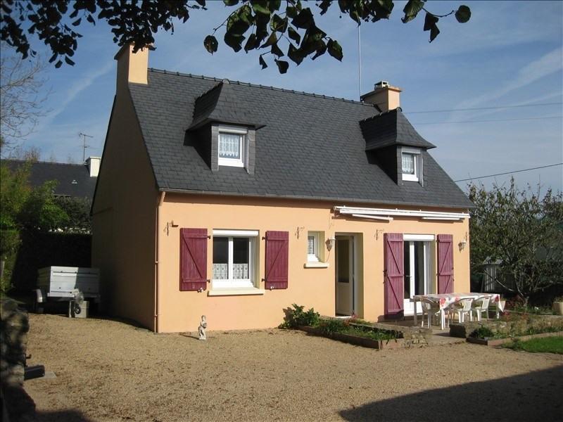 Sale house / villa Riec sur belon 178500€ - Picture 9