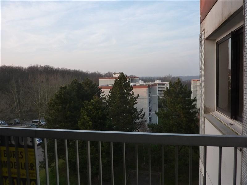 Rental apartment Les ulis 595€ CC - Picture 2