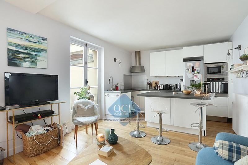 Deluxe sale apartment Paris 3ème 936000€ - Picture 3