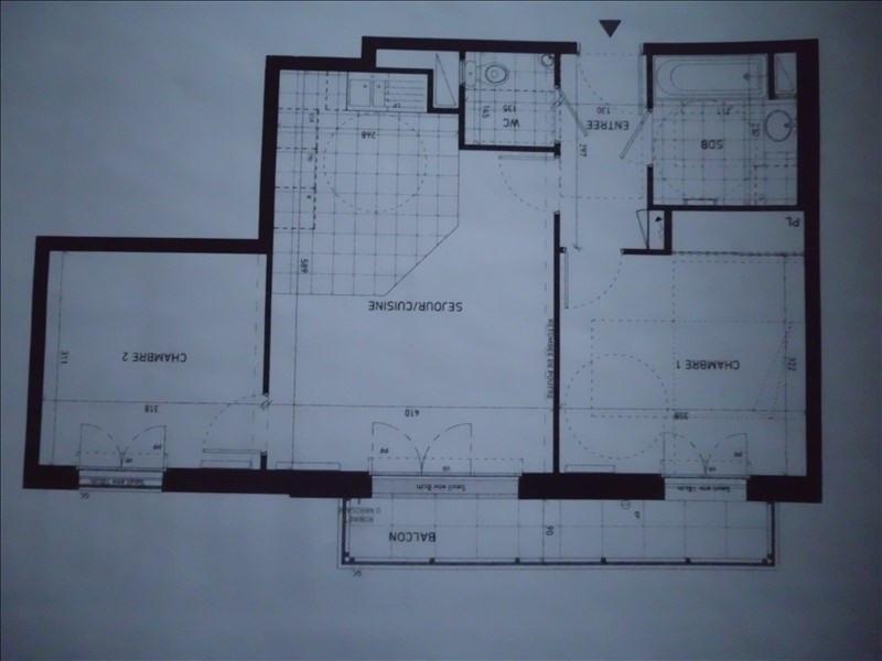 Sale apartment Rueil-malmaison 406000€ - Picture 2
