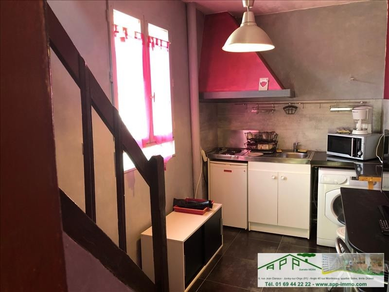 Sale apartment Juvisy 107 000€ - Picture 2