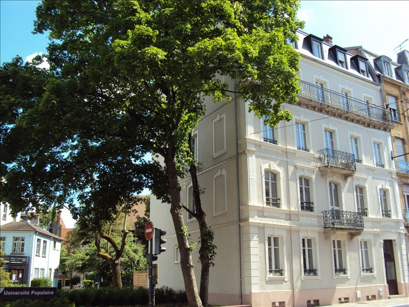 Sale apartment Mulhouse 133000€ - Picture 1