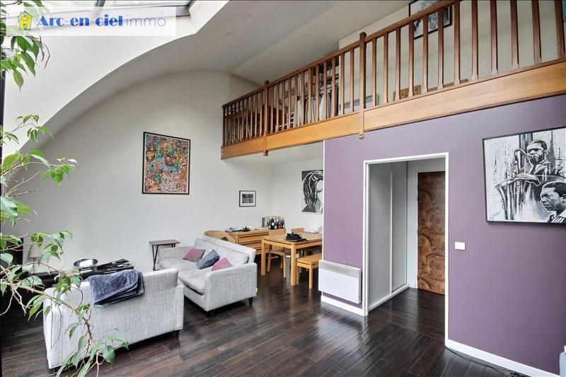 Vente appartement Paris 19ème 649000€ - Photo 5
