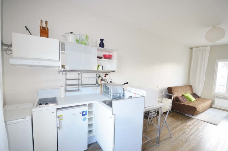 Rental apartment Croissy sur seine 680€ CC - Picture 2