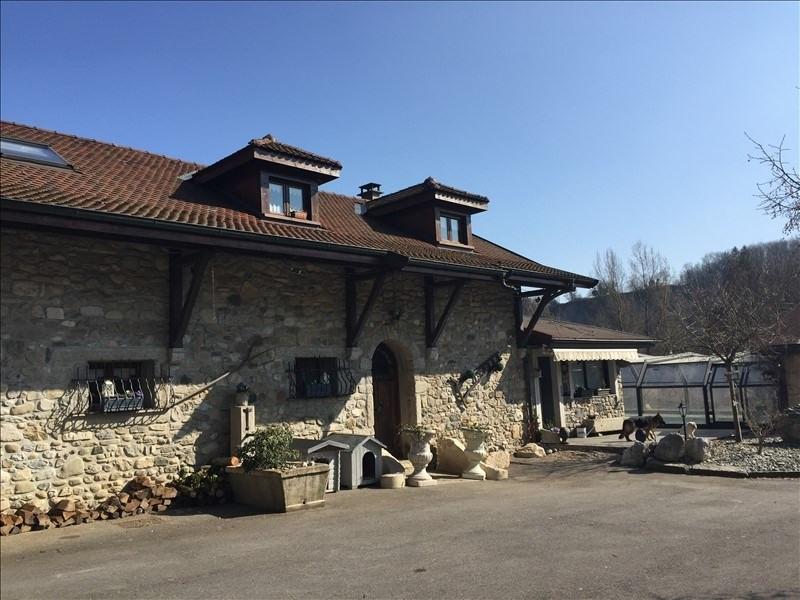 Vente de prestige maison / villa Vetraz monthoux 1260000€ - Photo 1