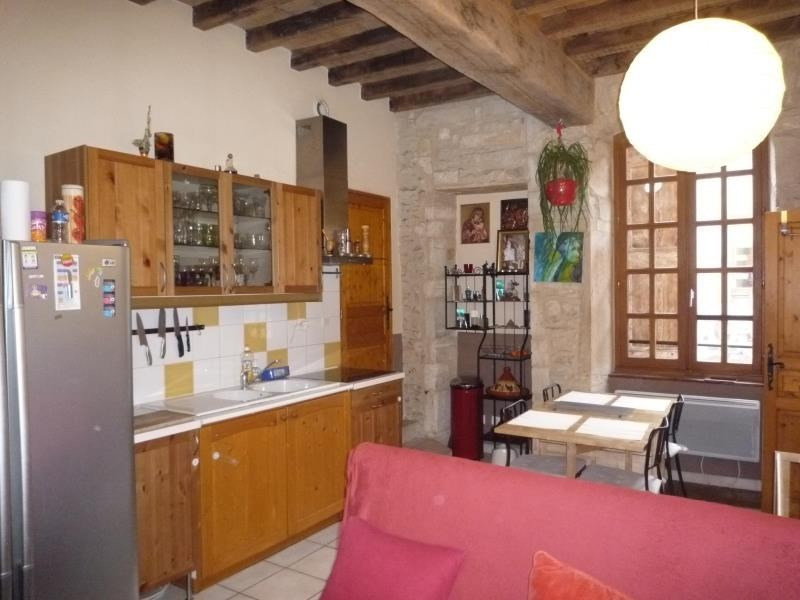 Rental apartment Cremieu 499€ CC - Picture 1