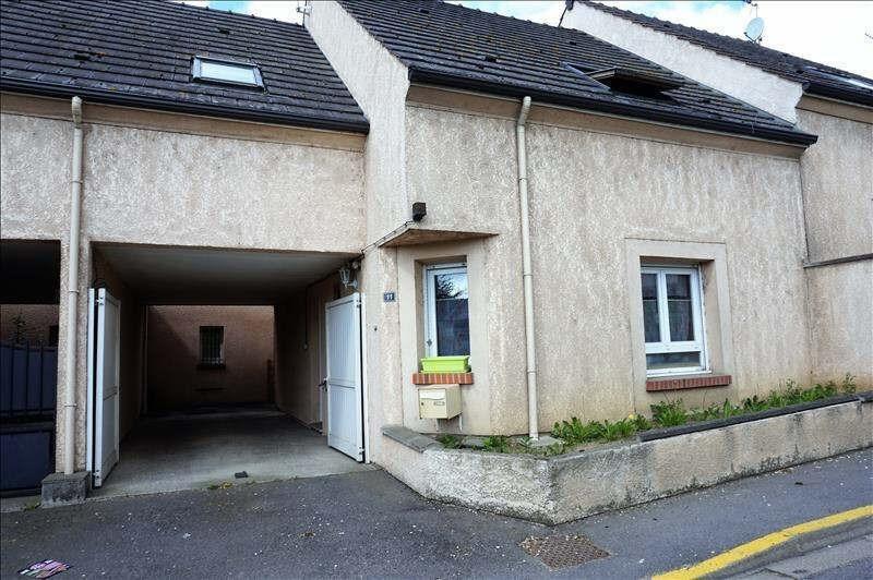 Vente maison / villa Les thilliers en vexin 143400€ - Photo 1