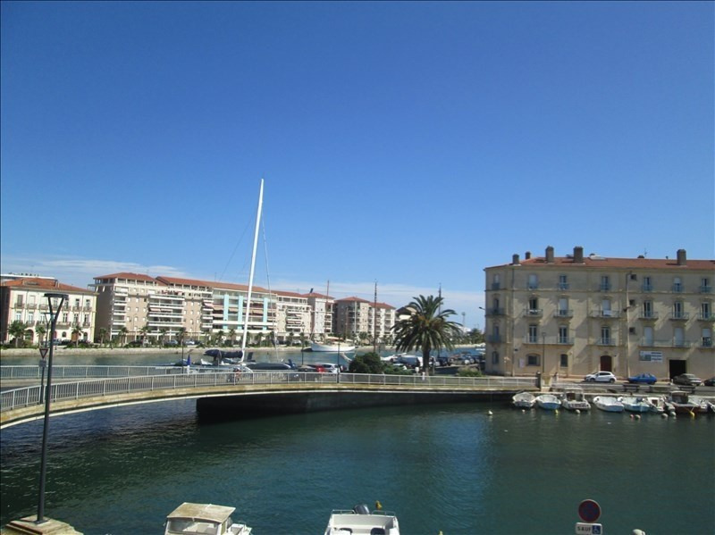 Vente appartement Sete 298000€ - Photo 1