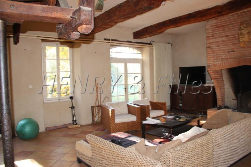 Sale house / villa L'isle-en-dodon 390000€ - Picture 6