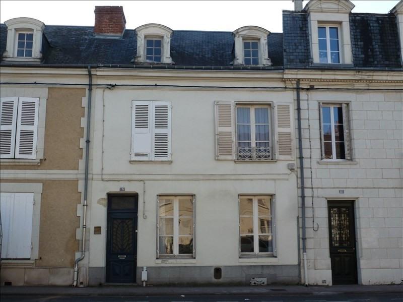 Vente maison / villa Chatellerault 70000€ - Photo 1