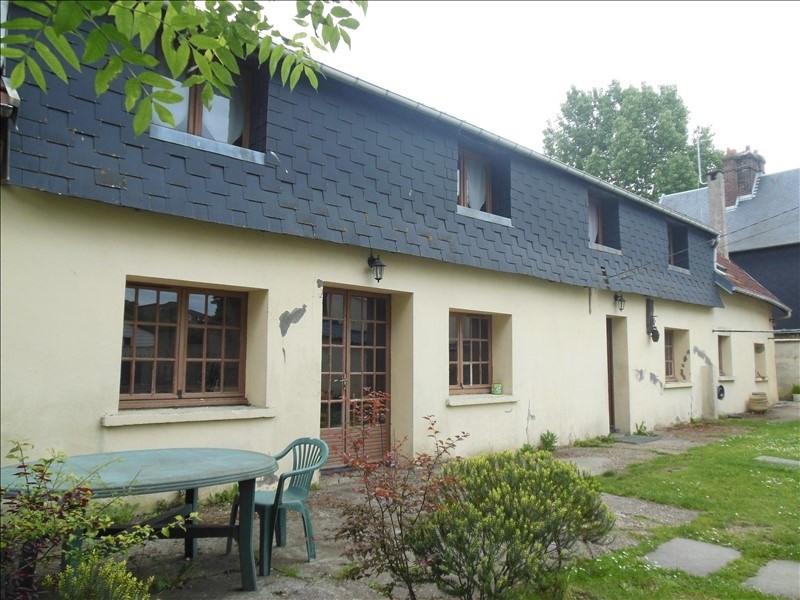 Sale house / villa Bonsecours 325500€ - Picture 1