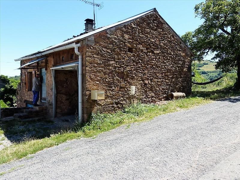 Vente maison / villa St sernin sur rance 95000€ - Photo 2