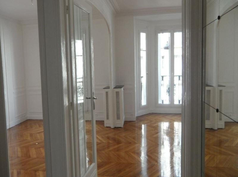 Rental apartment Paris 17ème 1960€ CC - Picture 1