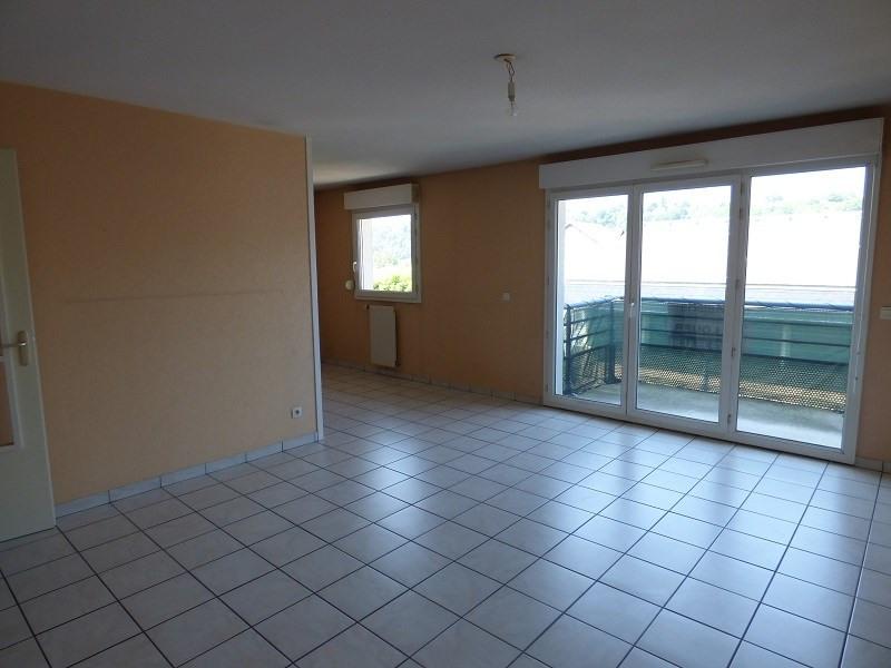 Rental apartment Aix les bains 920€ CC - Picture 1