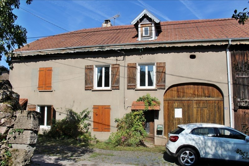 Vente maison / villa Raon l etape 75000€ - Photo 1