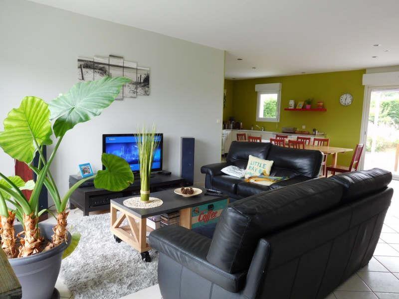 Vente maison / villa Marcenais 210000€ - Photo 3