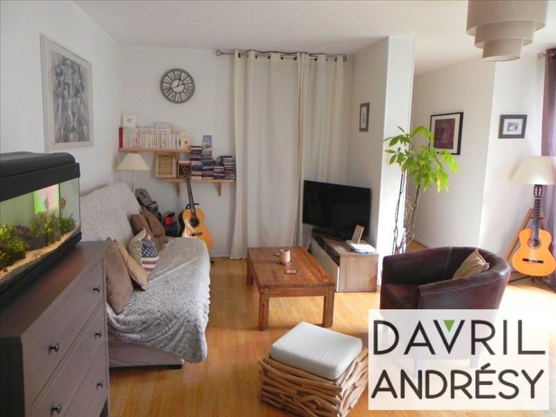 Revenda residencial de prestígio apartamento Andresy 179500€ - Fotografia 2