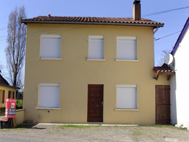 Location maison / villa Le houga 620€ CC - Photo 1