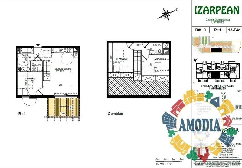 Vente appartement Ustaritz 199500€ - Photo 4