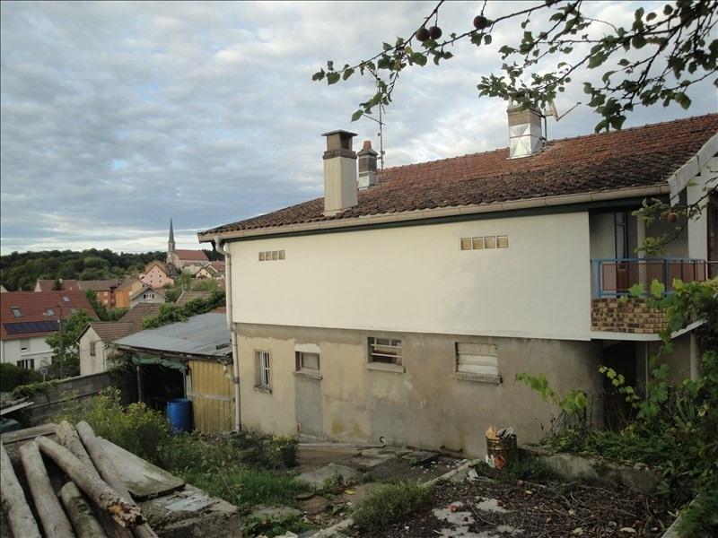 Verkoop  huis Dampierre les bois 87000€ - Foto 3