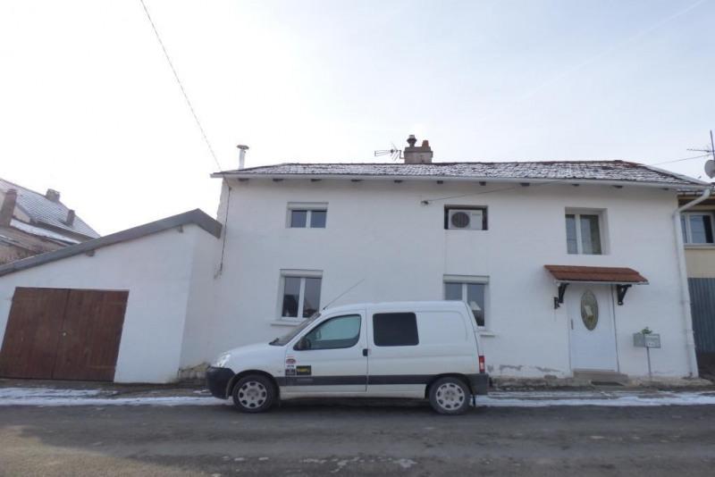Maison de village Richeval