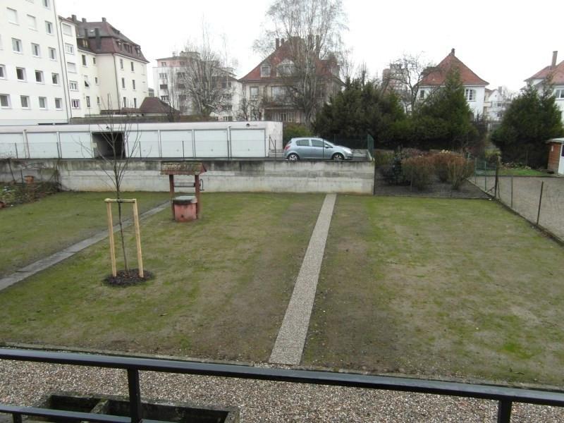 Rental apartment Strasbourg 783€ CC - Picture 1