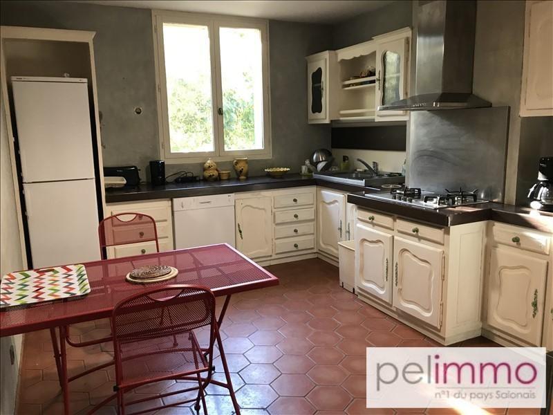 Vente maison / villa Cornillon confoux 490000€ - Photo 6