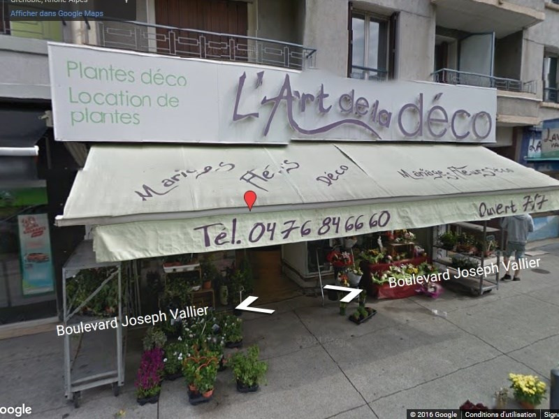 Vente Local commercial Grenoble 0