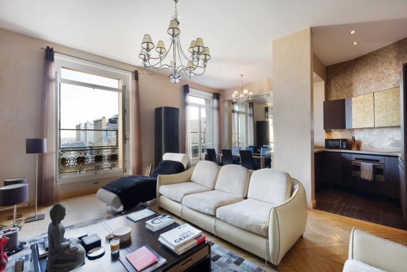 Revenda residencial de prestígio apartamento Paris 16ème 2350000€ - Fotografia 3